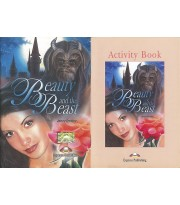 Beauty and the Beast + Activity Book