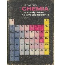 Chemia dla kandydatów na wyższe uczelnie
