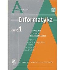 Informatyka 1, cz. 1 LO