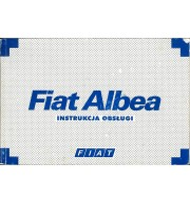 Fiat Albea - instrukcja obsługi