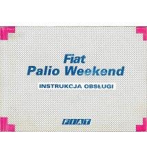 Fiat Palio Weekend - instrukcja obsługi