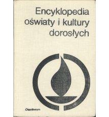 Encyklopedia oświaty i kultury dorosłych