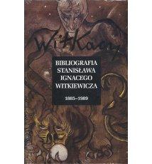 Bibliografia Stanisława Ignacego Witkiewicza