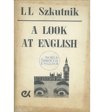 A look at English