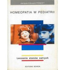 Homeopatia w pediatrii. Leczenie stanów ostrych