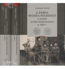6 Armia Wojska Polskiego w wojnie polsko-bolszewickiej w 1920 r. Tom 1-2