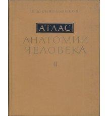 Atlas anatomii człowieka. T. II