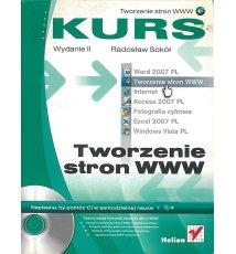 Tworzenie stron WWW. Kurs + CD