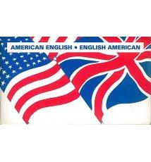 American English, English American