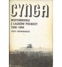 Cynga. Wspomnienia z łagrów Północy 1940-1944