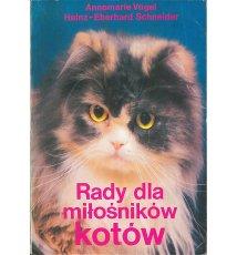 Rady dla miłośników kotów